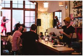 cool wellington cocktail bar